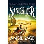 Sandrider: A Todhunter Moon Adventure by Angie Sage (Hardback, 2015)