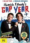 Hamish and Andy's Gap Year DVD Regions 2 4