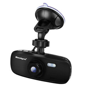 "Blueskysea G1W-CB 2.7"" LCD Capacitor HD 1080P Car DVR Dashcam Stealth Vision"