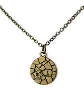 Collier Pendentif Etoile de David style vintage - Star of David pendant necklace