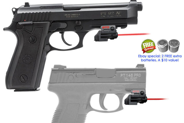 Red Arma Laser Sight for Taurus 24/7 4 25 24/7 5 25 24/7 G2 G2c 4 2 PT145  PT92AF