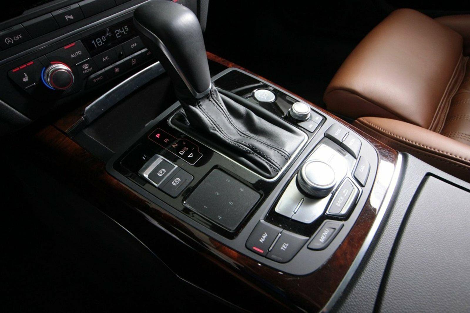 Audi A6 TDi 320 Avant quattro Tiptr.