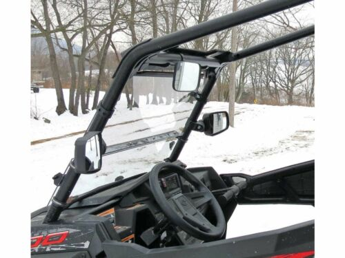 Seizmik Pursuit Elite HD Side View Mirror set Polaris Ranger RZR 800 900 1000