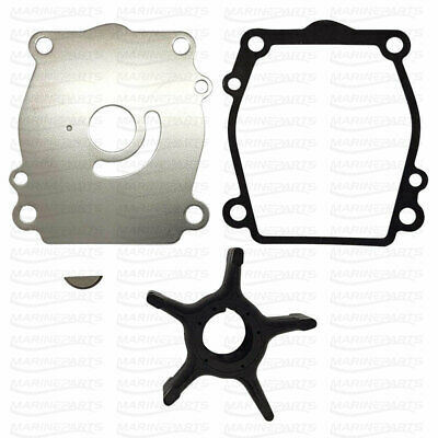 Water Pump Impeller Kit 17400-87D11 for Suzuki DT150 DT175 DT200 DT225 V6