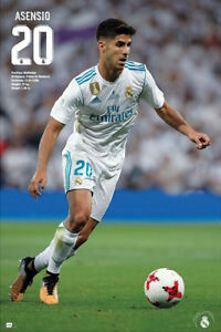72514e35f24 Image is loading Marco-Asensio-SUPERSTAR-Real-Madrid-Soccer-Official-La-