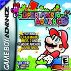 Super Mario Advance (Nintendo Game Boy Advance, 2001) - Japanese Version