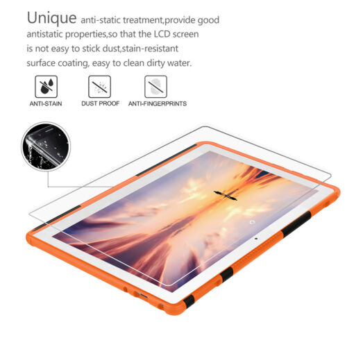 """HD Tempered Glass Screen Protector For Lenovo Tab 4 10 Tablet 10.1/"""" TB-X304F//N"""