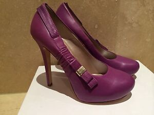 Shoes Prix Bnwb 545 eu40 original Versace Uk7 £ dFwqda