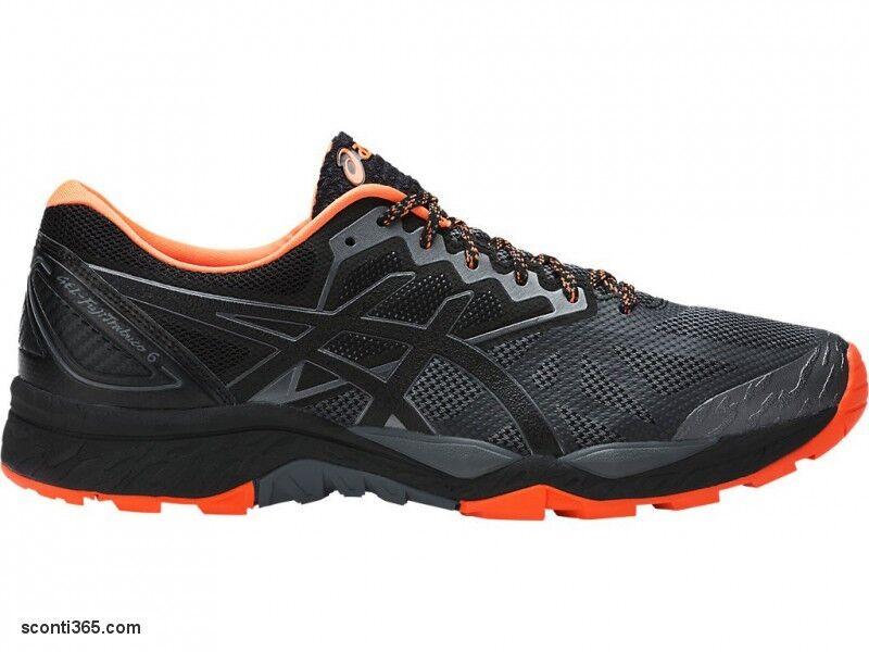 Asics Schuhe running Trail Gel Fuji Herren, Trabuco 6,  Herren, Fuji Asics - Art. T7E4N-9790 85b1de