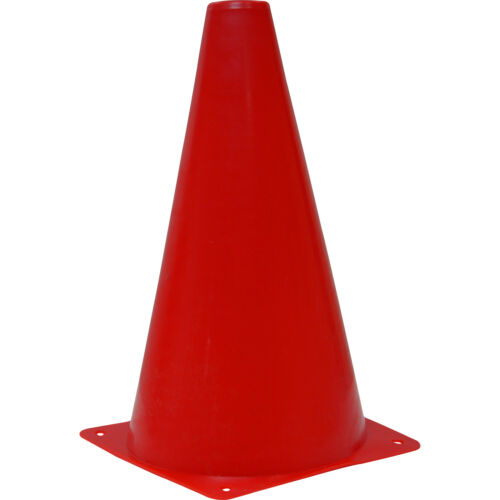 More Mile Agility Football Training Cone x1 Multi Buy Discount Rugby Sport