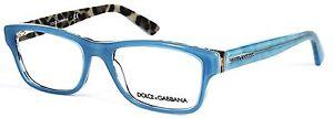 Dolce-amp-Gabbana-Brillenfassung-DG3208-2883-Gr-52-Insolvenzware-BS-34A-T-44