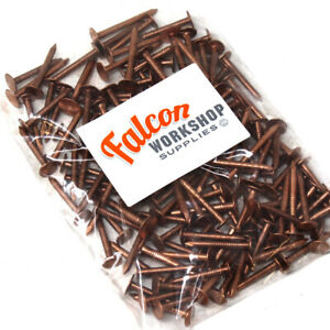 200g-OF-039-MIXED-IN-THE-PACK-039-COPPER-CLOUT-ROOFING-NAILS-3-SIZES-TREE-STUMP
