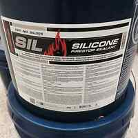 Sil Silicone Firestop Sealant – Specified Technologies Inc Sil305 Sti 4.5gal