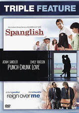 Punch-Drunk Love/Reign Over Me/Spanglish (DVD, 2015, 2-Disc Set)