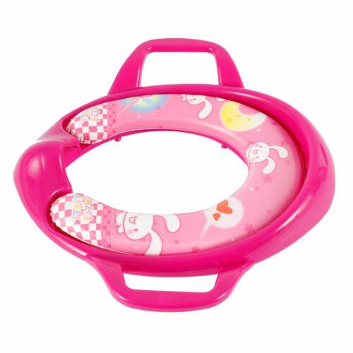 WC Trainer,Toiletten-Sitz für Kinder Baby Toilettentrainer Lerntöpfchen Töpfchen
