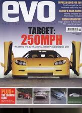 Evo Magazine - November 2004 - Issue 073