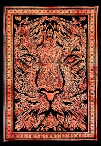 Indian Tapestry Wall Hanging Mandala Boho Wall Tapestry for Home Decor Poster