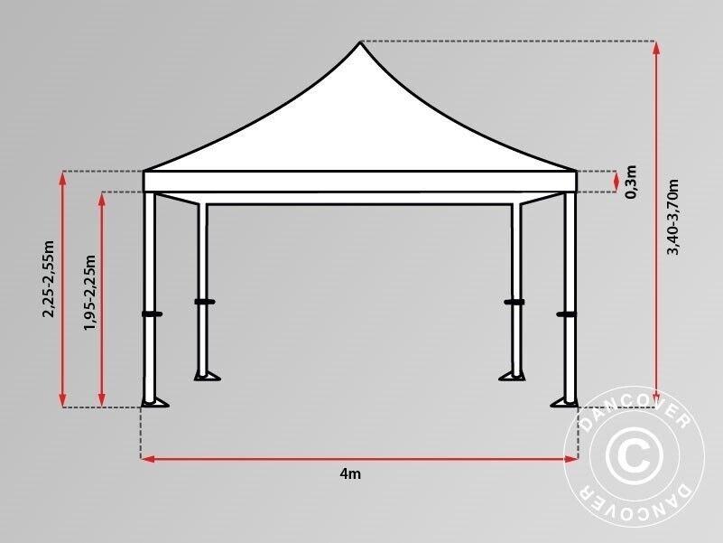 Foldetelt FleXtents Easy up pavillon PRO...