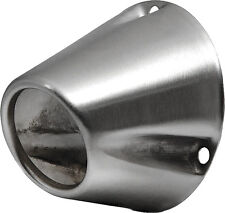 """PRO CIRCUIT STAINLESS END CAP 4"""" REPLACEMENT PART"""