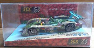 Scx No 61010-audi R8 Crocodile-adelaide 2000-échelle 1:32 - Neuf-afficher Le Titre D'origine