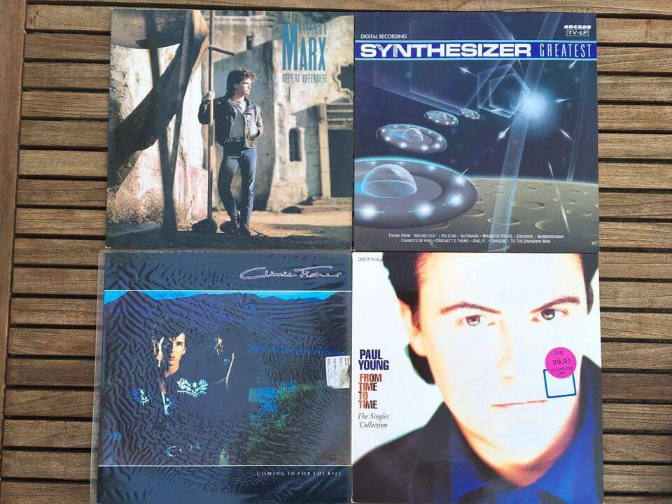LP, 27 Forskellige, Se annonce