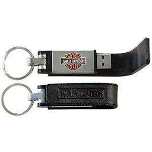 CHIAVE-USB-8G-HARLEY-DAVIDSON-PORTACHIAVI-KEY-RING-SPORTSTER-DYNA-SOFTAIL-GLIDE