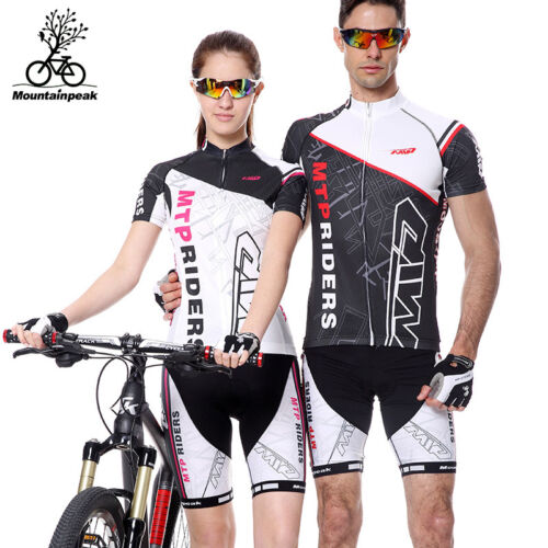 Lovers Cycling Bike Short Sleeve Sports Clothing Bicycle Ciclismo Jersey+Short