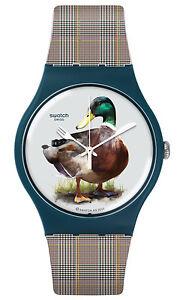 SWATCH-Wrist-watch-Duck-Issime-SUON118
