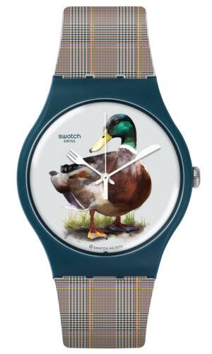1 of 1 - Swatch Wrist Watch duck-issime suon118
