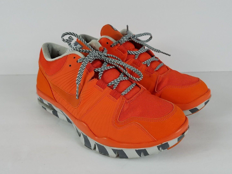Nike Air Trainer 1 Safety Orange Gray Bo Jackson Comfortable Cheap and beautiful fashion