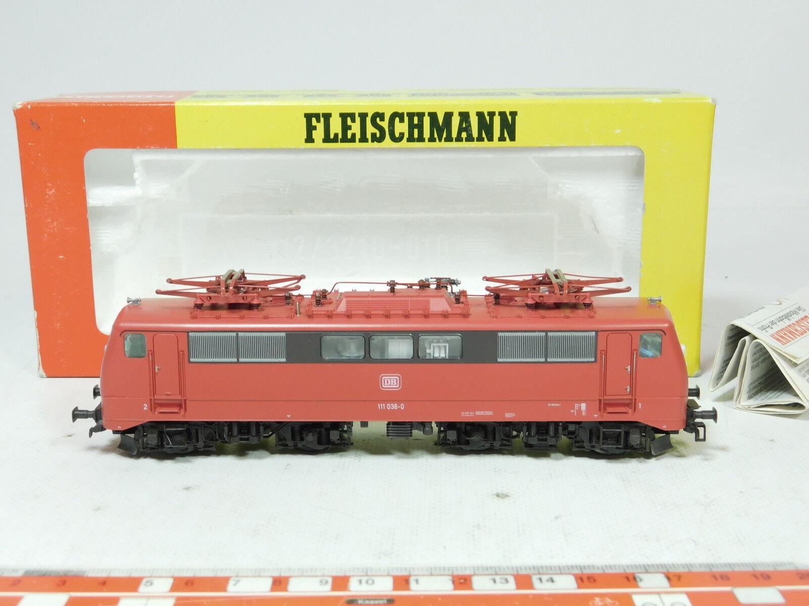 BB367 -1Fleischmann H0  DC 4347 elektriskt lok  e -lok 111 036 -0 DB