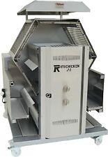 Automatico griglia a carbone Pollo Spiedo Piri Piri GRIGLIA ROTANTE Chargrill