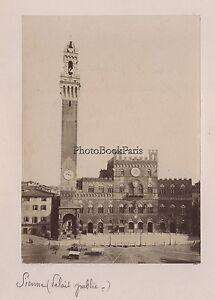 Siena Anello Da Bronzo Italia Foto Lombardi Vintage