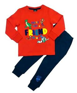 Boys Toy Story Pyjamas /'Youve Got A Friend In Me 18 months to 7 Years