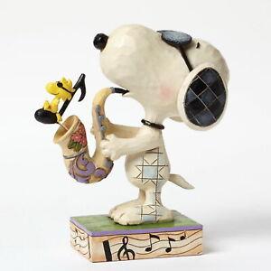Enesco-Jim-Shore-Figurine-4049418-le-Blues-Beagle-The-Peanuts-Sculpture