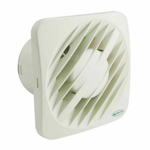 Greenwood Airvac AXSKMA 150mm Dual Speed Humidity Timer Pull Cord Extractor Fan