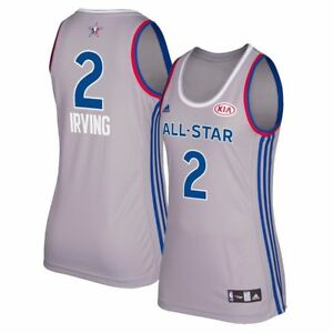 best sneakers e0e42 3166e 2017 Kyrie Irving Adidas East NBA All Star Grey Replica ...