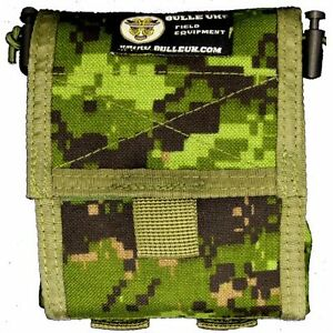 New Bulle CADPAT MOLLE Webbing Tactical Foldable Dump Pouch