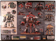 Warhammer 40K Imperial Knight Warden (54-12)  NEW