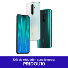 Xiaomi Redmi Note 8 Pro 6Go 64Go Smartphone 64MP 4500mAh Version Globale NFC