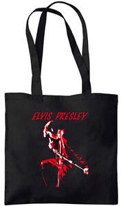 Elvis Presley - Rocking Elvis - Tote Bag (Jarod Art Design)