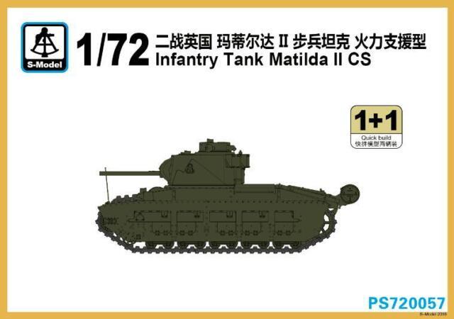 1+1 S-model 1//72 PS720181 R35 Light Tank Lat Version