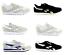 Reebok-Classic-Nylon-Daim-Cuir-Femmes-Hommes-Chaussures-De-Sport-Sneaker miniature 1