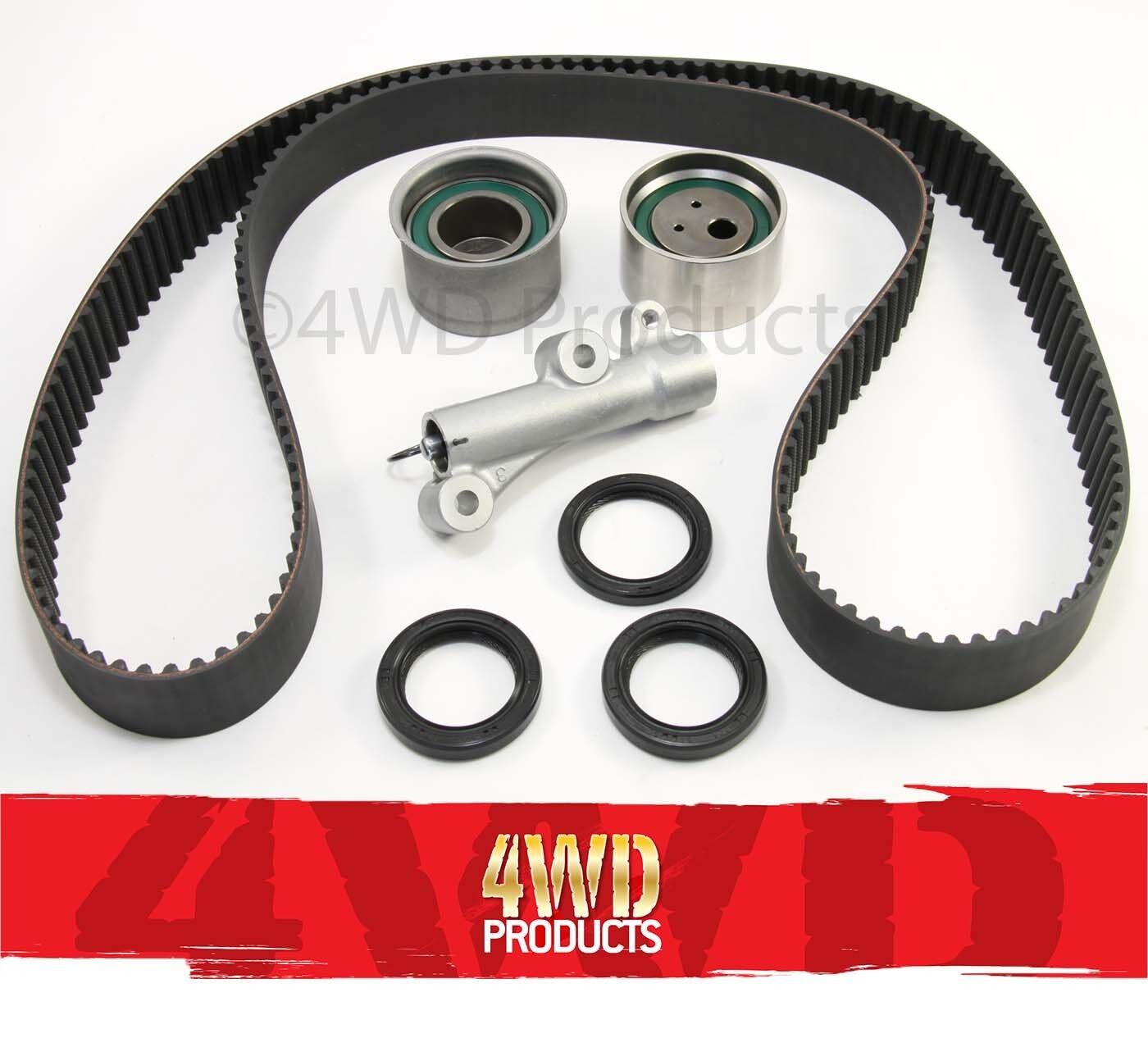 Hilux KUN26 3.0TD Timing Belt Water Pump Hydraulic Tensioner kit 4//05-15