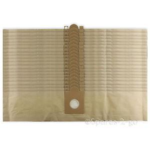 20-x-Vacuum-Cleaner-Dust-Bags-For-Nilfisk-D10-GD110-Hoover-Bag