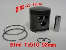 Kolben passend für Stihl TS510 52mm NEU Top Qualität