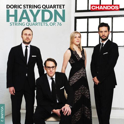 Haydn / Doric String Quartet - String Quartets 2 [New CD]
