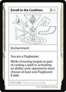 Enroll-in-the-Coalition-x1-Magic-the-Gathering-1x-Mystery-Booster-Convention-E