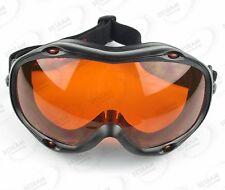 190nm-355nm-405nm-445nm-473nm-532nm Blue  Green Laser Protective Goggles CE OD5+