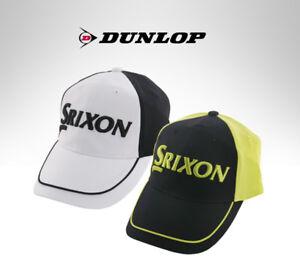DUNLOP SRIXON Golf Logo Cap Hat SMH-6510 Outdoor Mens Womens Sports ... 9c8af108c14